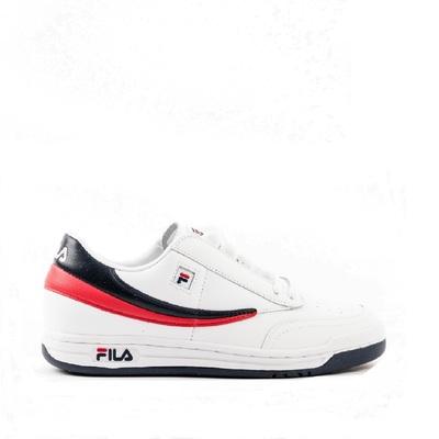 Original Tennis White/Navy/Red