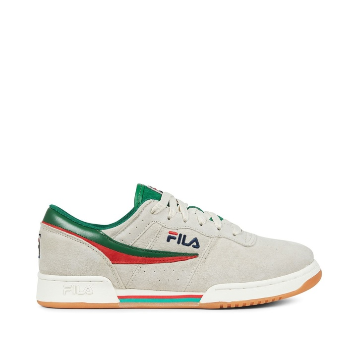 df2ac2353ef8 Fila Original Tennis 2.0 SW Men s Tennis Shoes Cream  Original Fitness S  Turtledove . ...