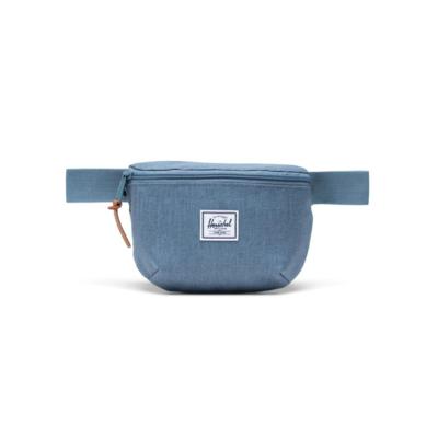 Fourteen Hip Pack Blue Mirage Crosshatch