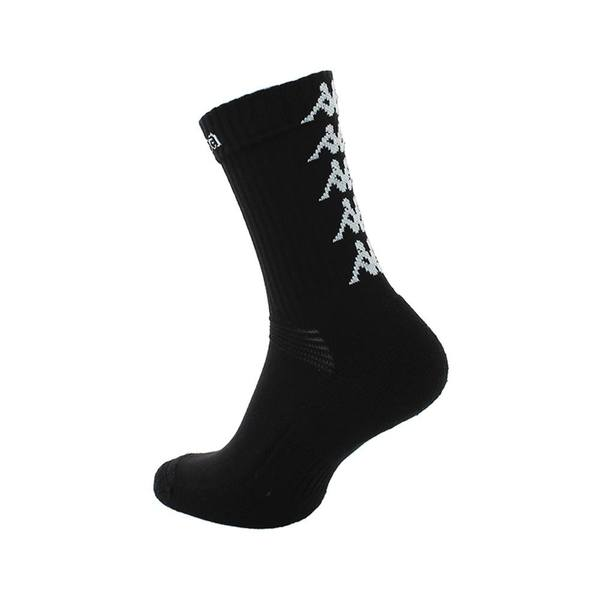 Eleno Pack of 3 Socks Black