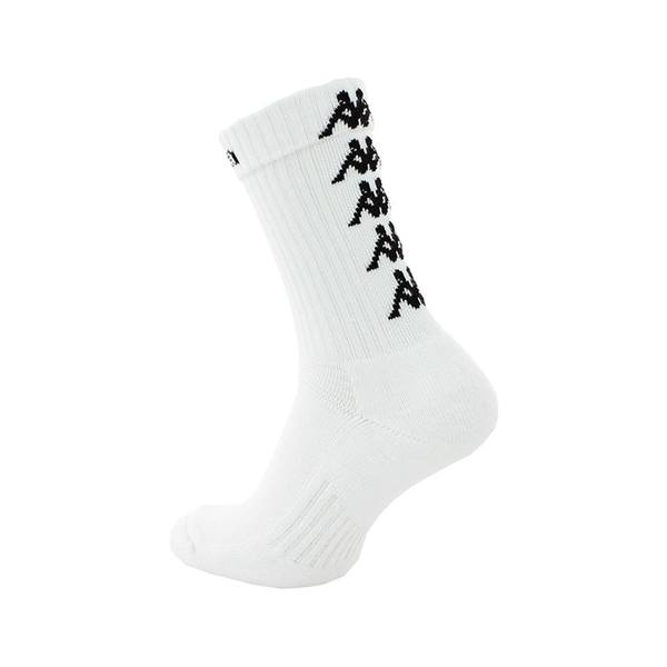 Eleno Pack of 3 Socks White