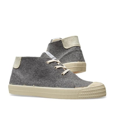STAR CHUKKA UW GREY & CHARCOAL BUREL