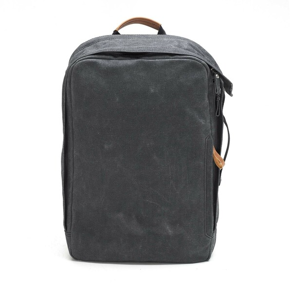 BACKPACK Washed Black