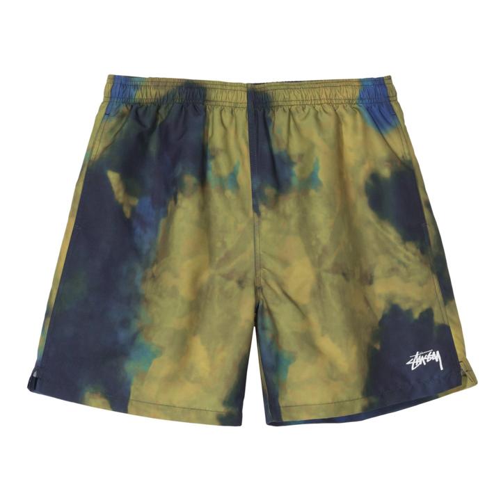 Dark Dye Water Short Navy