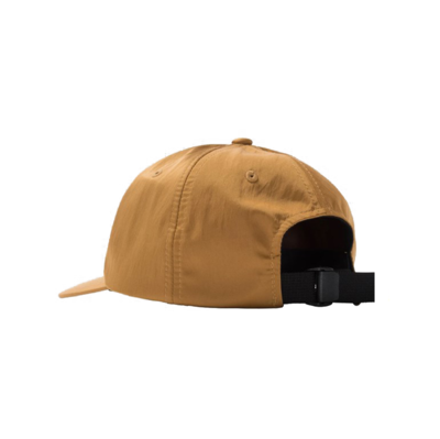 Lined Nylon Low Pro Cap Mustard