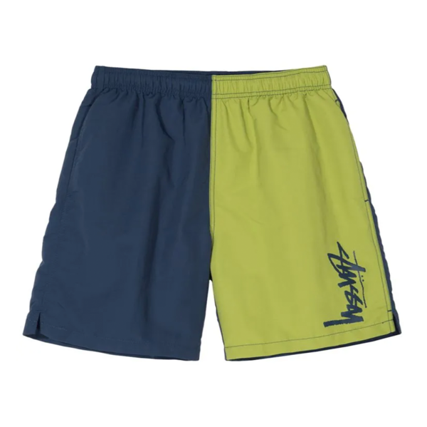 Panel Water Short Navy
