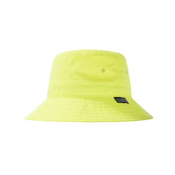 Reflective Bucket Hat Neon Yellow