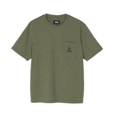Spade T-Shirt Olive