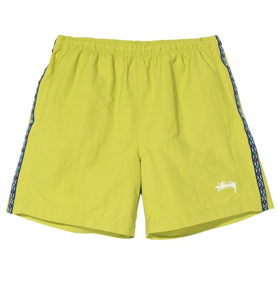 TAPING NYLON SHORT lime