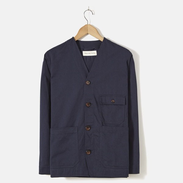Cabin Jacket Navy