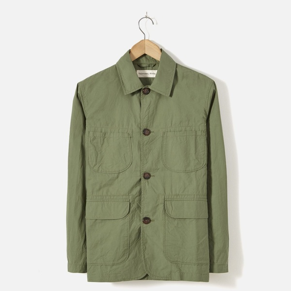 Labour Jacket Olive