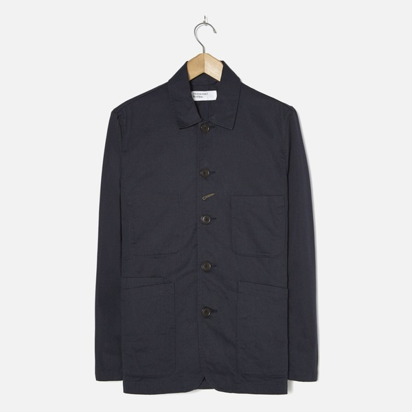 Bakers Jacket Navy Twill