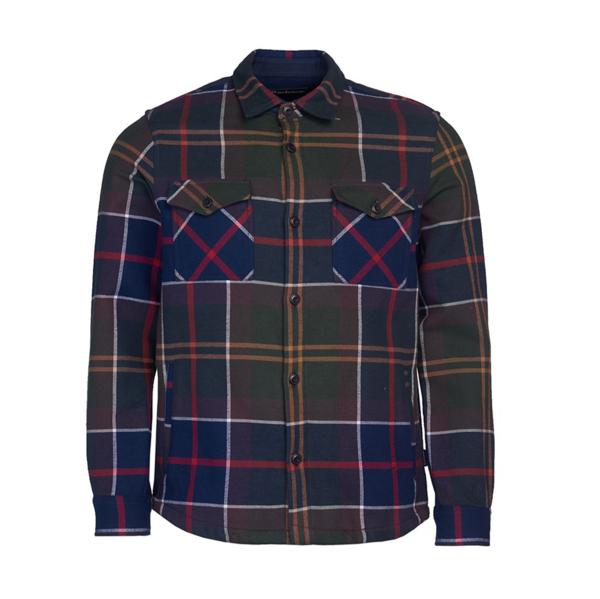 Cannish Overshirt Classic Tartan