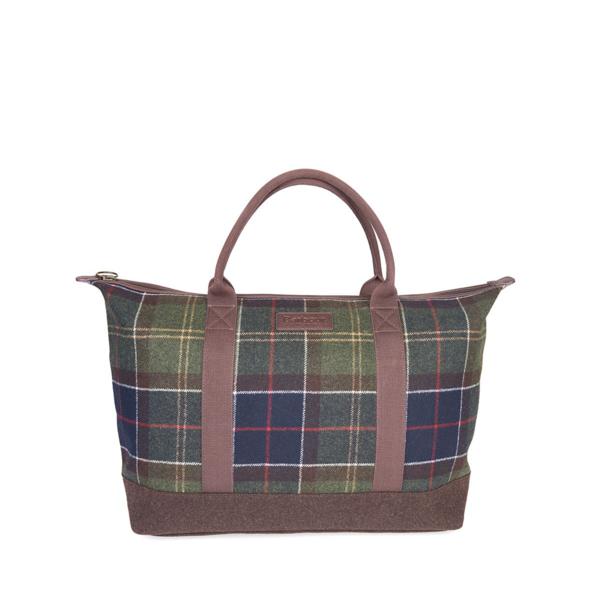Elgin Holdall Bag Classic Tartan