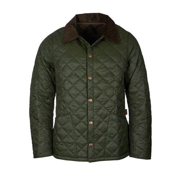 Winter Heritage Liddesdale Quilted Jacket Sage
