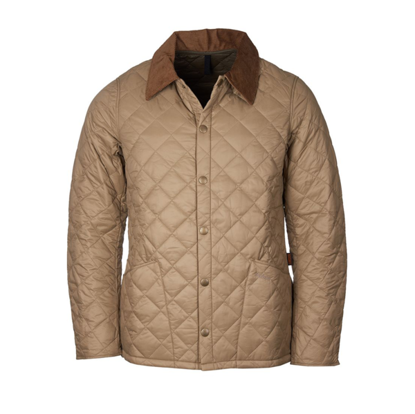 Winter Heritage Liddesdale Quilted Jacket Sand