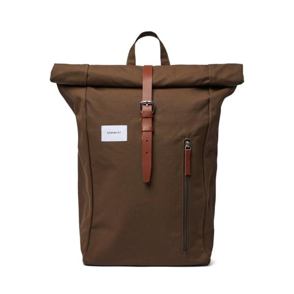 Dante Olive / Cognac Brown