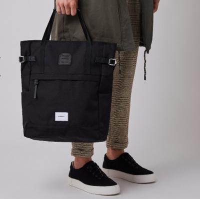 Roger Black / Black Leather