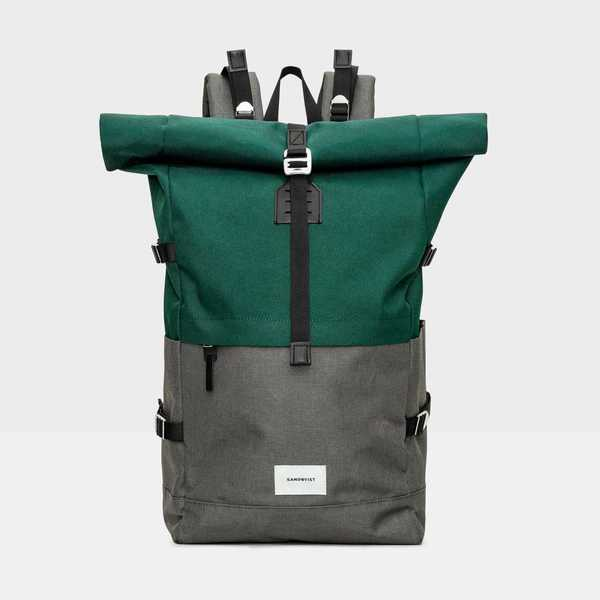BERNT MULTI DEEP GREEN/DARK GREY