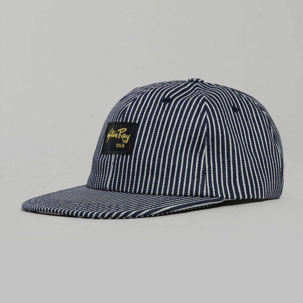 BALL CAP HICKORY STRIPE