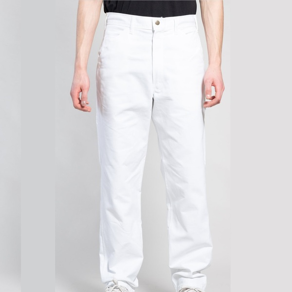 80S PAINTER PANT White