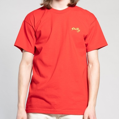 STAN TEE red