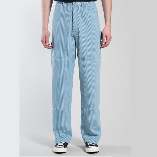 WIDE LEG PAINTER PANT Hickory