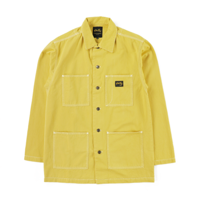 Shop Jacket Old Yellow